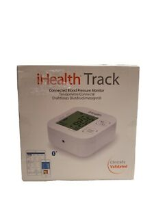iHealth C4 Track Connected Upper Arm Blood Pressure Monitor