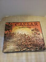 Vintage Avalon Hill Caesar Epic Battle of Alesia board game complete