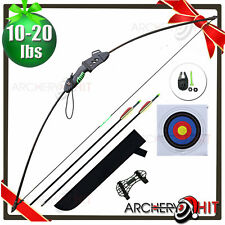 Fire Kite Junior Longbow Archery Bow and Arrow Set Kids Archery Set