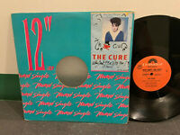"The Cure 33 rpm Philippines 12"" EP LP why cant i be you"