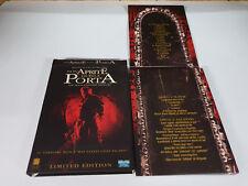 dvd NON APRITE QUELLA PORTA Limited Edition 2 dvd Con libretto