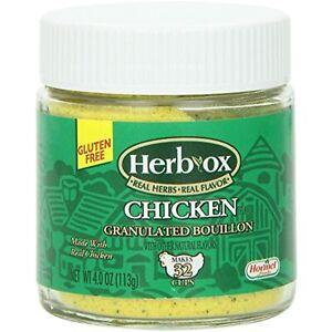 Herb-Ox Chicken Granulated Bouillon *SALE*
