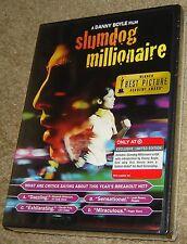 Slumdog Millionaire (DVD, 2009, Checkpoint; Sensormatic; Widescreen), NEW,SEALED