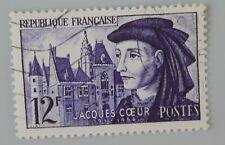 France 1955 1034 YT 1034 oblitéré