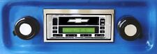 1967-1972 Chevy Truck radio AM/FM USA-630 67-72 IPOD XM MP3 300 Watt Aux Input