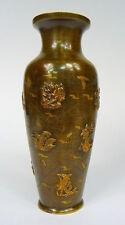 Bronze Vase Japan