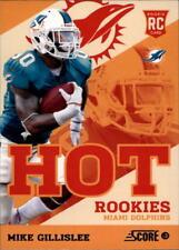 2013 Score Hot Rookies #32 Mike Gillislee Dolphins Patriots