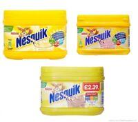 Nestle Nesquik Banana/ Strawberry/ Chocolate   Milkshake Mix 300g / 10.58 oz