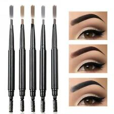 Waterproof Microblading Eye Brow Eyebrow Pen Pencil Slim Brush Makeup Tool new u