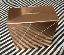 Becca Glow Dust Highlighter Champagne Pop 💯Authentic Full Size NIB