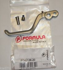 Formula - Leva alluminio x impianti RX MY10-MY11 +viti ARGENTO/SILVER FD40136-20