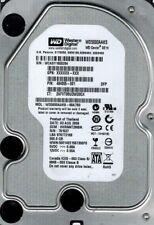 Western Digital WD5000AAKS-60A7B0 500GB DCM: HHRNNT2MBN