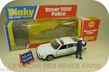 DINKY TOYS.  ROVER 3500 POLICE + boite.   REF: 264.