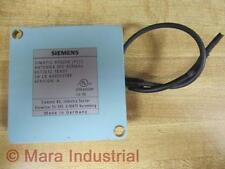 Siemens 6GT2812-1EA01 Simatic Antenna Version: A - Used