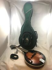 Tanglewood TMS-AV Sunburst Mandolin EUC With Case