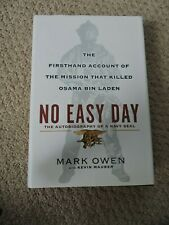 BOOK: No Easy Day