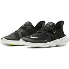 Women's Nike Free RN 5.0 Shoes Black/White/Anthracite/Volt AQ1316 003 ALL SIZES