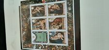 Cook Islands 1971 Christmas Stamps. Miniature Sheet