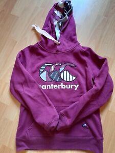Ladies Canterbury hoody