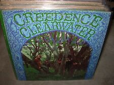 Creedence Clearwater Revival / Ccr self titled / debut lp ( rock ) No suzie q