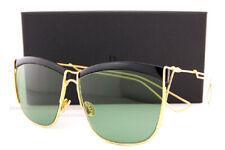 Brand New Christian Dior Sunglasses So Electric/S 0MY2 DJ Black/Gold/Green