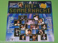 Hit Sommernacht - V.A.Udo Jürgens Stefan Waggershausen Milva - Ariola 2 LP