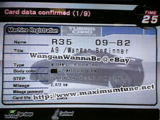 Wangan Maximum Tune 3DX+ ~ GT-R R35 SpecV ~ 825HP - A9 - *fixed name*