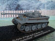 1/72 Altaya Military Magazine Series Pz.Lpfw.VI Tiger Ausf.E Germany 1943
