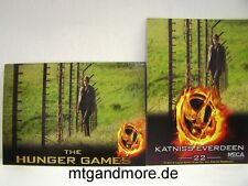 The Hunger Games Movie Trading Card - 1x #022 Katniss Everdeen