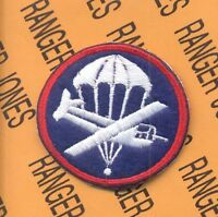 US Army Airborne Parachute Glider Waco Officer Hat patch #78