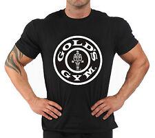 "T-Shirt Bodybuilding Fitness Palestra "" Gold's Fitness-Studio """
