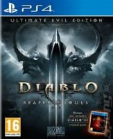 Diablo III Reaper of Souls Ultimate Evil Edition PS4 Same Day Dispatch Free