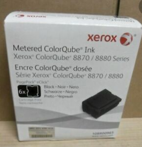 Xerox Black Ink 8870/8880  x 2 Boxes