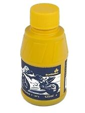 Scottoiler Motorcycle Traditional Blue Top Up Oil Bottle - 125ml
