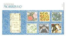 morris & co stamps  presentation pack