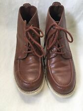 Cole Haan Zerogrand- Boy's Youth Size 4 - Tan Leather/Cream Soles