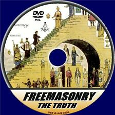 Franc-Maçonnerie vidéo DVD maçonnique Fact Truth Secrets Customs Power Influence
