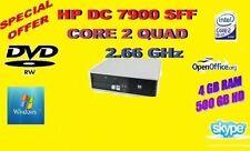 Computer desktop RAM 4GB 2.66GHz