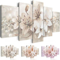 Canvas Print Wall Picture Home Decor Abstract Flower Modern Art Large Painting