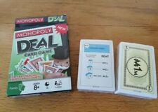 Monopoly Deal Card Game Fun Family Game Monopoly Card Game