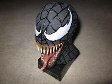 "Master Replica Spider-Man 3 half-scale ""Venom"" bust, new factory-sealed MINT"