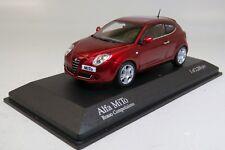 Alfa MiTo Rosso Competizione Red Metallic 1:43 Minichamps 400120800