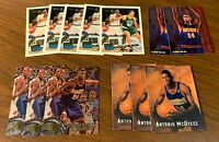 ANTONIO MCDYESS 155 card lot/collection w/ rookies inserts Metal premium & more