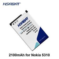 Nokia 5310 Battery 5630XM 7212C 7210C 6600F New 2100mAh BL-4CT BL 4CT BL4CT