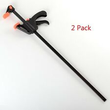 "2- Pack. 24"" Inch ABS Quick Release Bar Clamp / Spreader"