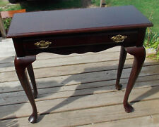 Cherry Sofa Table / Entry Table  (T392)