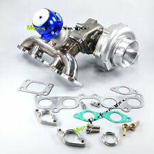 for Toyota 2RZ-FE 3RZ-FE Turbo Manifold + F38 38mm Wastegate + GT35 oil Turbo