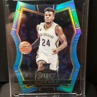 2016-17 PANINI SELECT BUDDY HIELD PREMIER LEVEL DIE CUT PRIZM RC /199