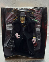 "2004 Mezco Toyz ~ Jack The Ripper 9"" (Open Mouth) Horror Figure ~ New w/Part Box"