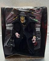 "2004 Mezco Toyz ~ Jack The Ripper 9"" (Open Mouth) Horror Figure ~ New w/Part Box"